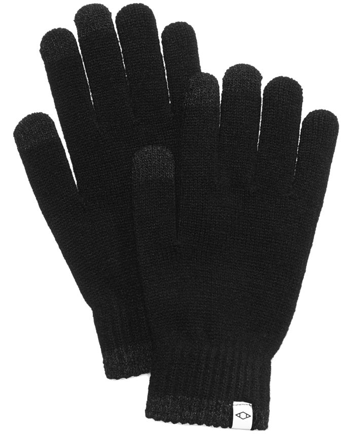 Alfani - Men's Space-Dyed Gloves