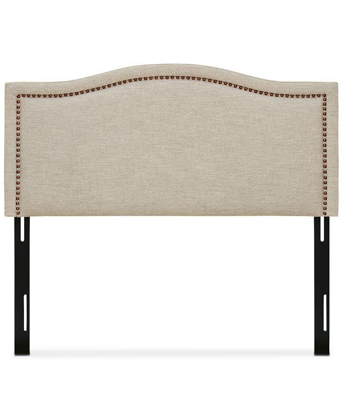 Furniture - Nadine Headboard - Queen, Quick Ship