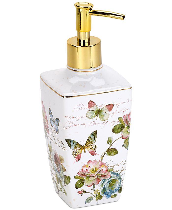 Avanti - Butterfly Garden Lotion Pump