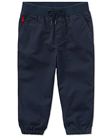 Ralph Lauren Baby Boys Twill Pants