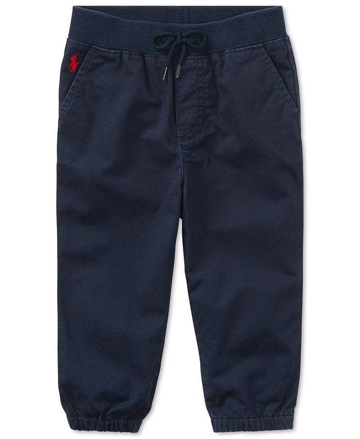 Polo Ralph Lauren - Baby Boys' Twill Pants
