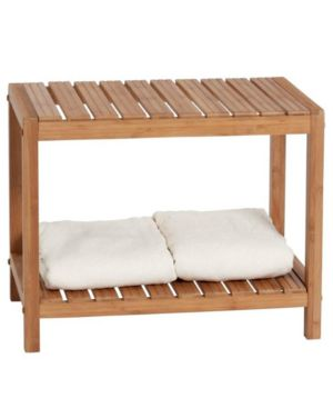 Creative Bath Organization, Eco Spa Bench Bedding