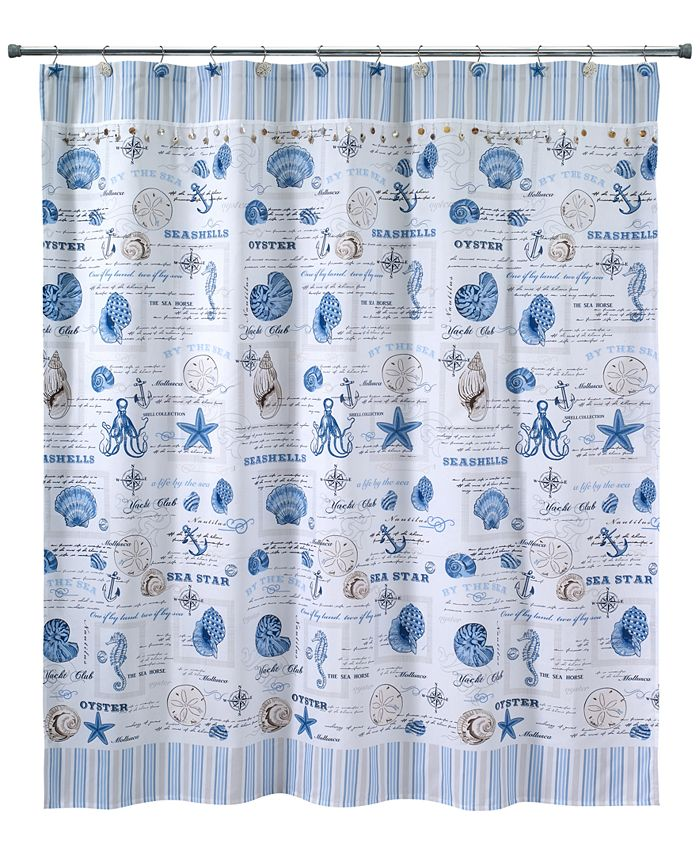 Avanti - Island View Shower Curtain