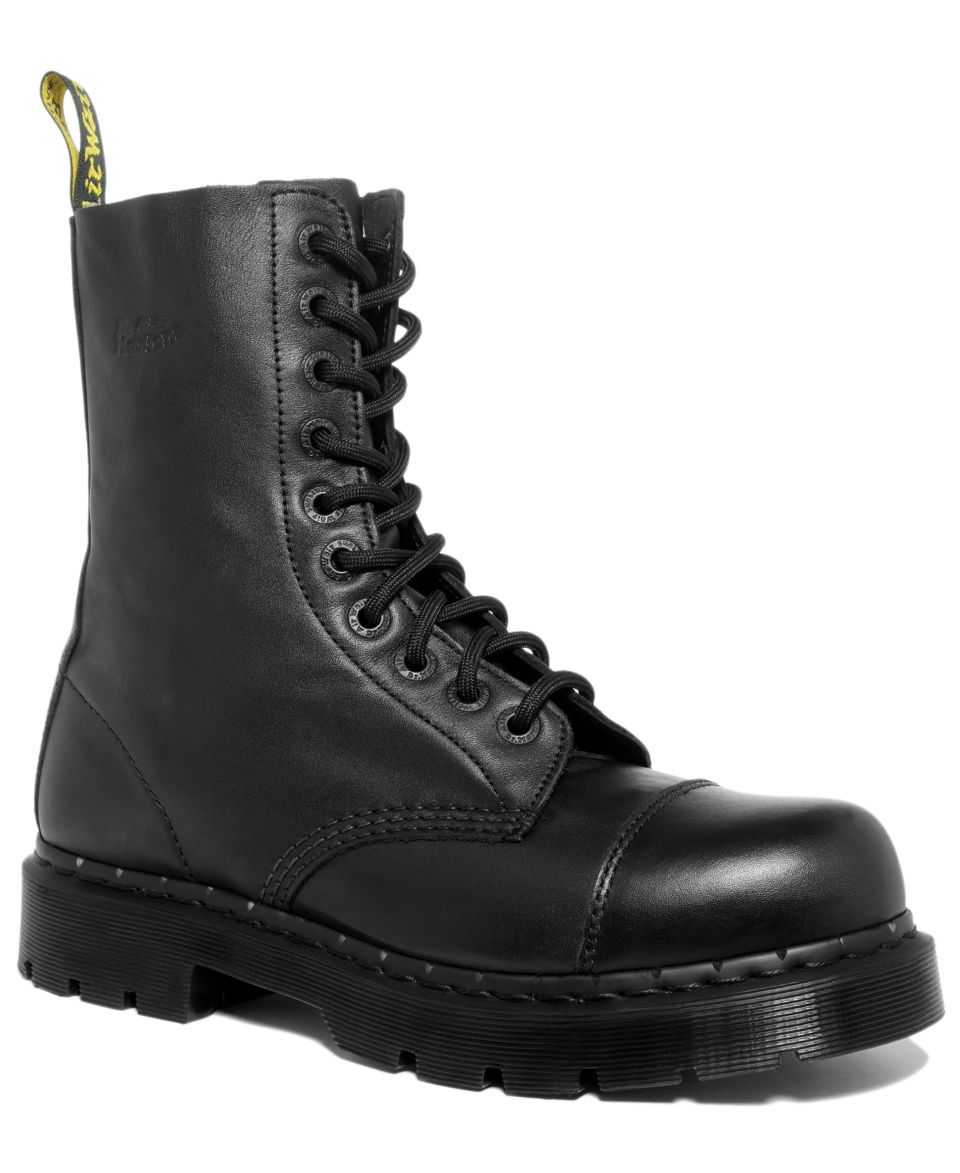 Dr. Martens 8761 BXB Steel Toe Boots Shoes Men on PopScreen