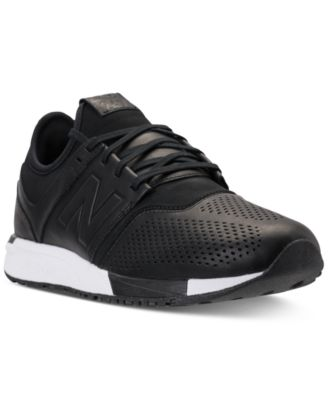 New Balance Men's 247 Leather Casual