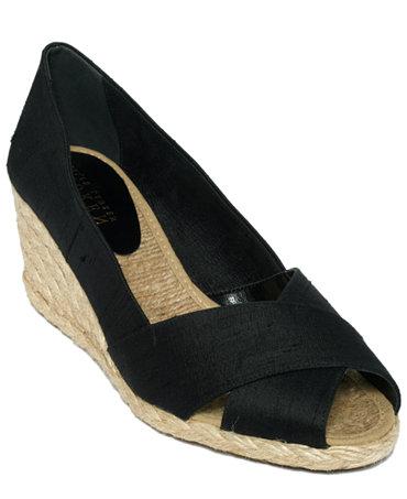 lauren ralph lauren cecilia espadrilles shoes macy 39 s. Black Bedroom Furniture Sets. Home Design Ideas