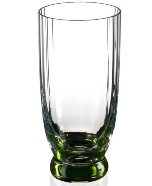 Closeout! Villeroy & Boch Drinkware, New Cottage Green Highball Glass