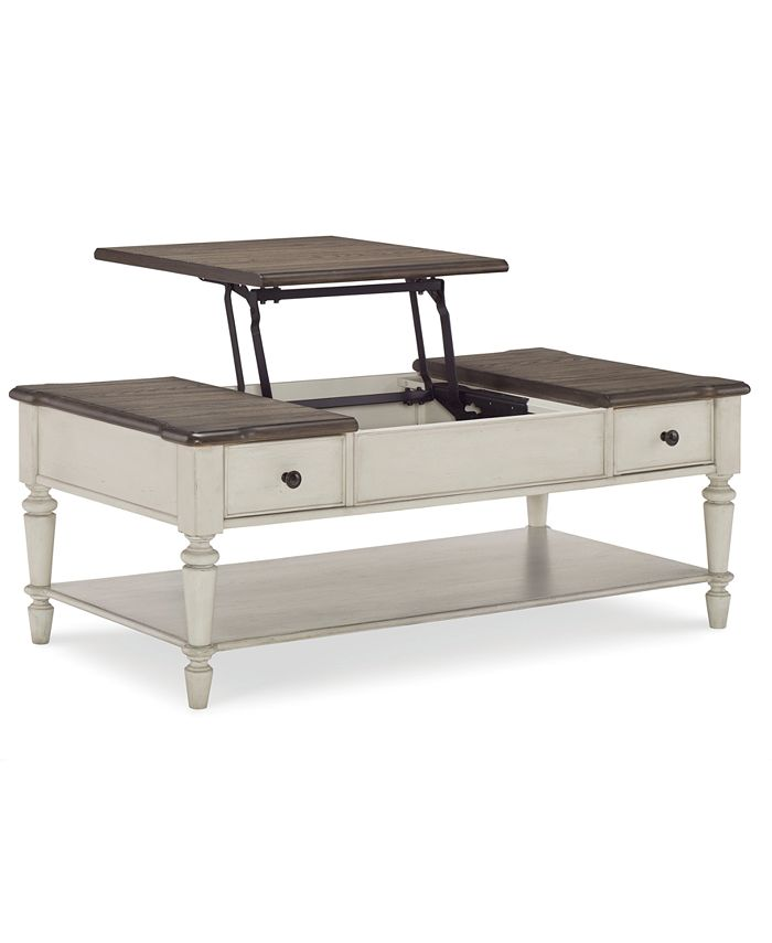 Furniture - Barclay Lift Top Coffee Table