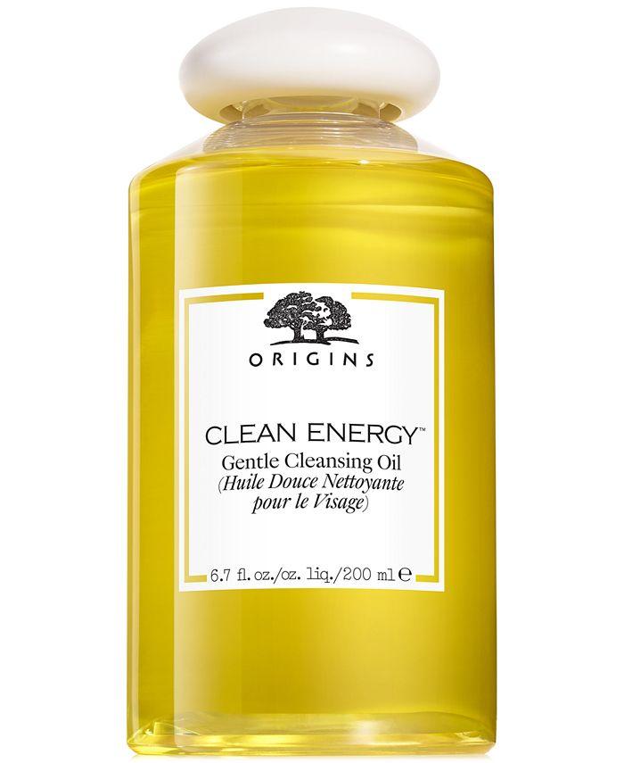 Origins - Clean Energy™ Gentle cleansing oil 6.7 oz.