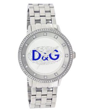 D&G Watch, Women's Stainless Steel Bracelet DW0133