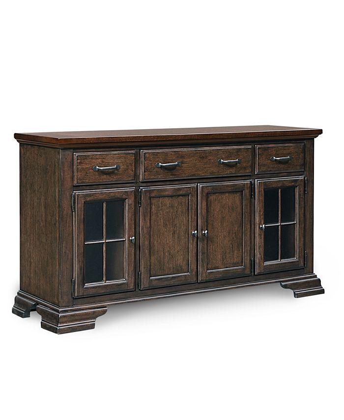 Furniture - Baker Street Credenza