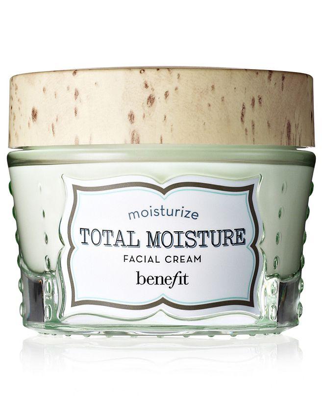 Benefit Cosmetics Total Moisture Facial Cream, 1.7 oz