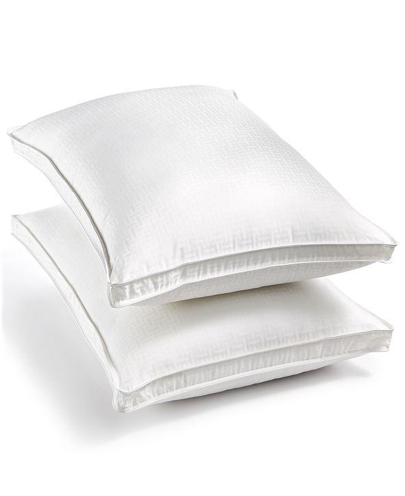 Hotel Collection  CLOSEOUT! Luxury Supima Cotton Firm Standard/Queen Down-Alternative Pillow, Created for Macy's