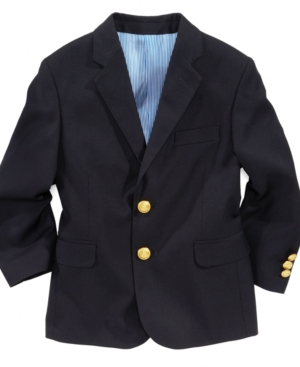 Tommy Hilfiger Kids Jacket, Little Boys Dress Blazer