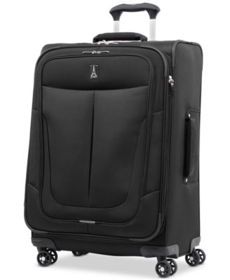"""CLOSEOUT! Walkabout 4 25"""" Softside Check-In Spinner, Created for Macy's"""