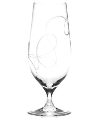 Mikasa Glassware, Love Story Platinum Iced Beverage Glass