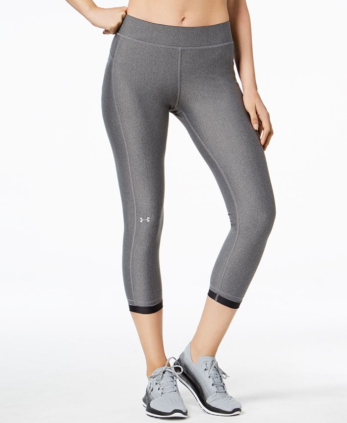 Under Armour - HeatGear® Compression Ankle Leggings