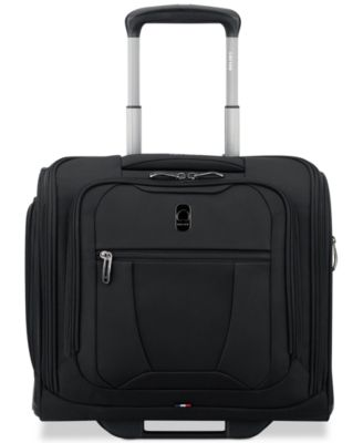 CLOSEOUT! Helium 360 2-Wheel Under-Seat Carry-On Suitcase, Created for Macy's