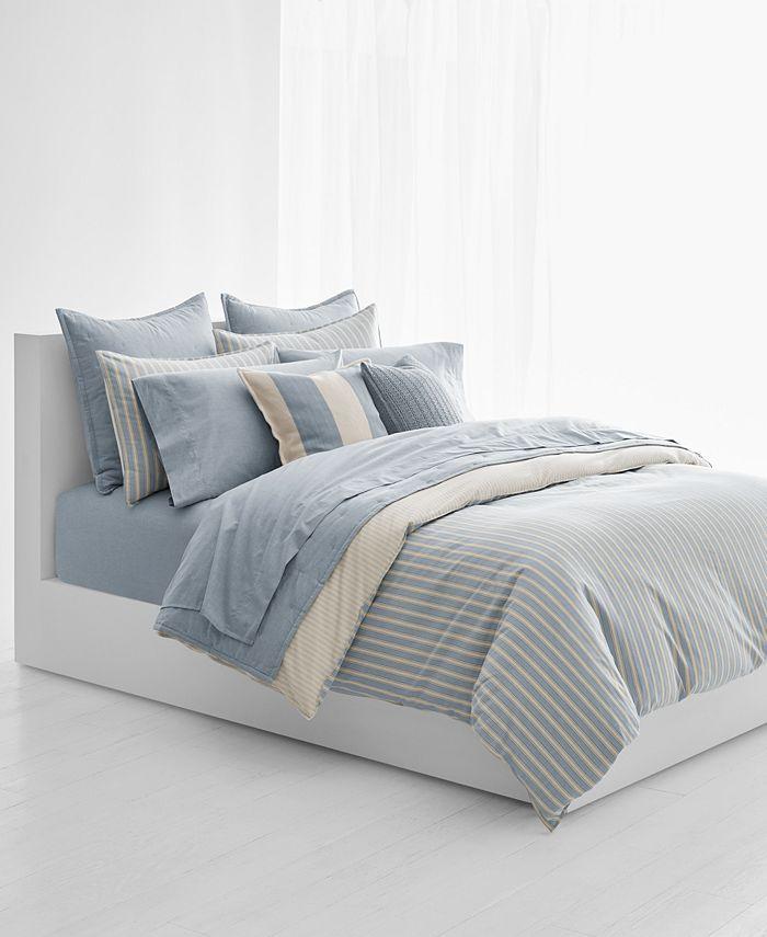 Lauren Ralph Lauren - Graydon Bold Stripe Full/Queen Comforter