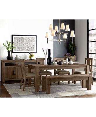 Canyon 6 Piece Dining Set, Created for Macy's,  (72