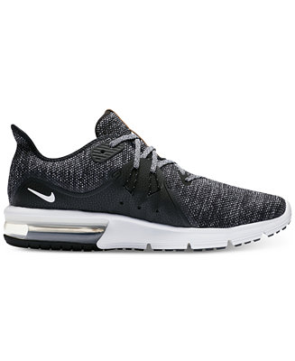 mano Radar Volcánico  Nike Men's Air Max Sequent 3 Running Sneakers from Finish Line & Reviews -  Finish Line Athletic Shoes - Men - Macy's