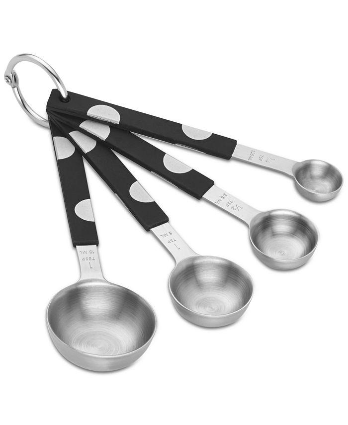 Kate Spade - All in Good Taste Deco Dot Measuring Spoon Set