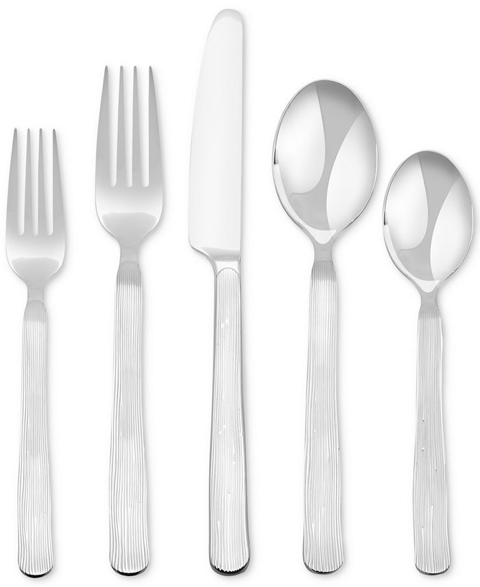 Hampton Forge - Birch 20-Pc. Flatware Set, Service for 4