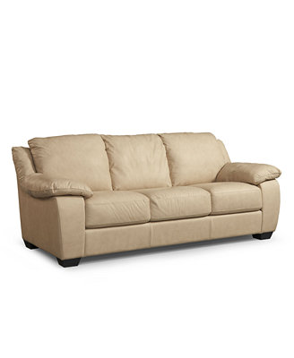 blair leather sofa furniture macy s