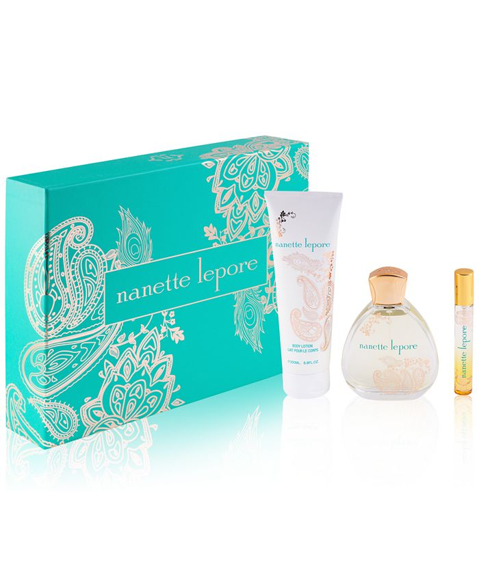 Nanette Lepore - 3-Pc. Gift Set