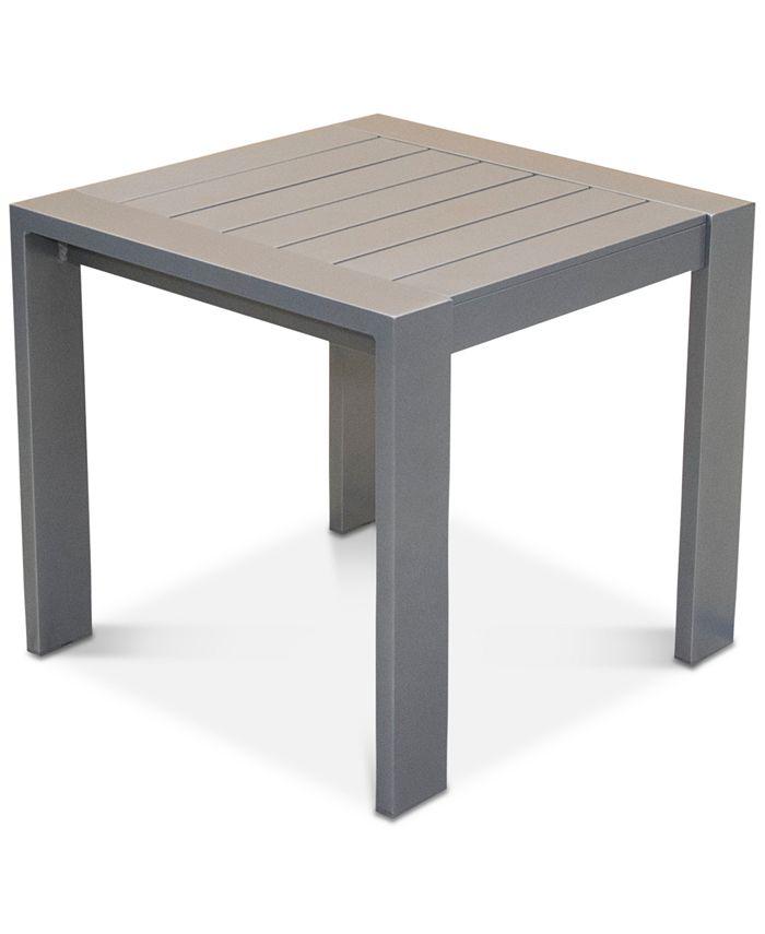 Furniture - Aruba Aluminum End Table