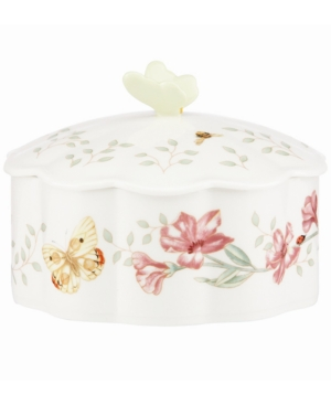 Lenox Trinket Box, Butterfly Meadow