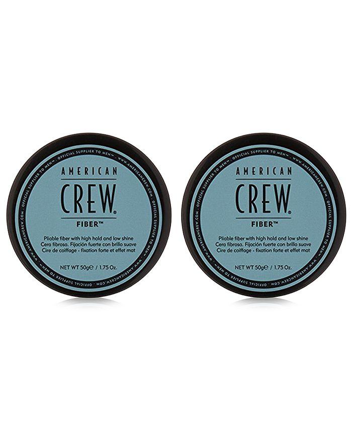 American Crew - Fiber Duo (Two Items), 1.75-oz.