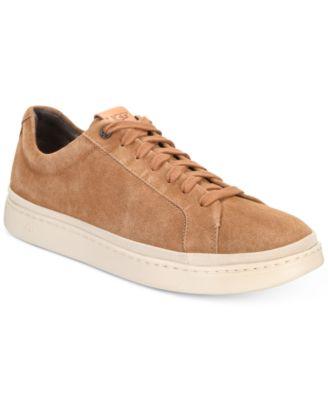 UGG® Men's Cali Low Suede Sneakers