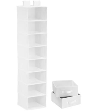 Honey Can Do Hanging Shelf & Drawer Organization Set, 3 Piece