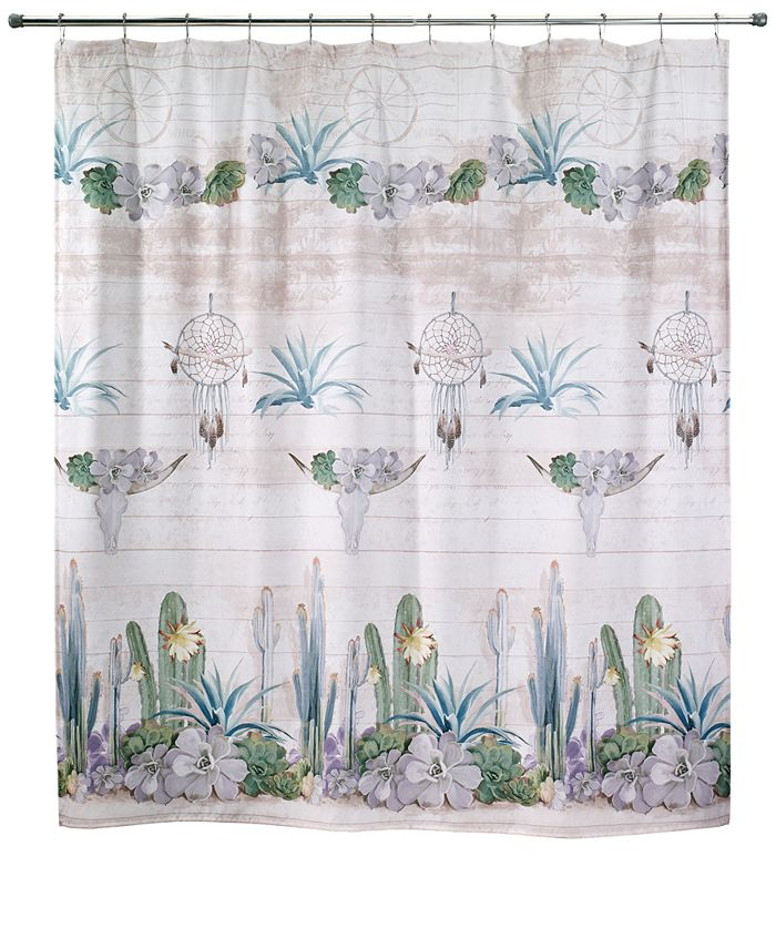 "Avanti - Canyon 72"" x 72"" Graphic-Print Shower Curtain"