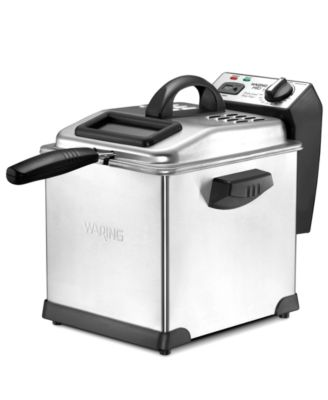 Waring DF175 Deep Fryer, 3L Digital