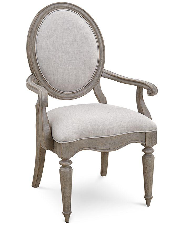 Furniture - Elina Upholstered Armchair