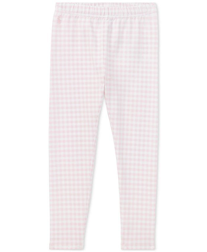 Polo Ralph Lauren - Gingham Leggings, Little Girls
