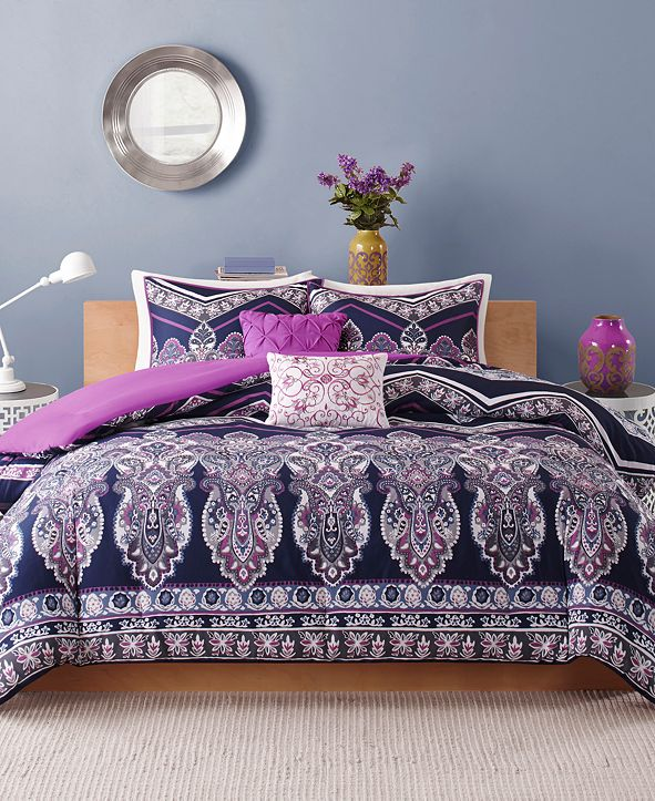 Intelligent Design Adley 4-Pc. Twin/Twin XL Comforter Set