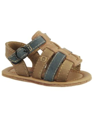 Trimfoot Baby Shoes, Nuborn Luke Fisherman Sandals