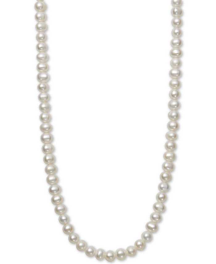 Macy's - Children's Cultured Freshwater Pearl (5mm) Collar Necklace