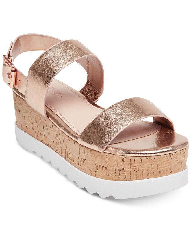 Madden Girl Sugar Flatform Sandals