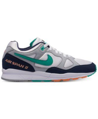 Nike Men's Air Span II Casual Sneakers