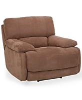 Amazing Nina Fabric Power Recliner Living Room Furniture Sets Machost Co Dining Chair Design Ideas Machostcouk