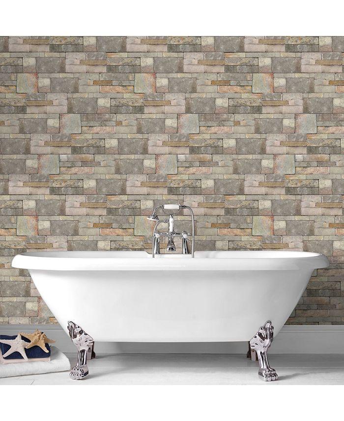 Graham & Brown - Sandstone Beige Wallpaper