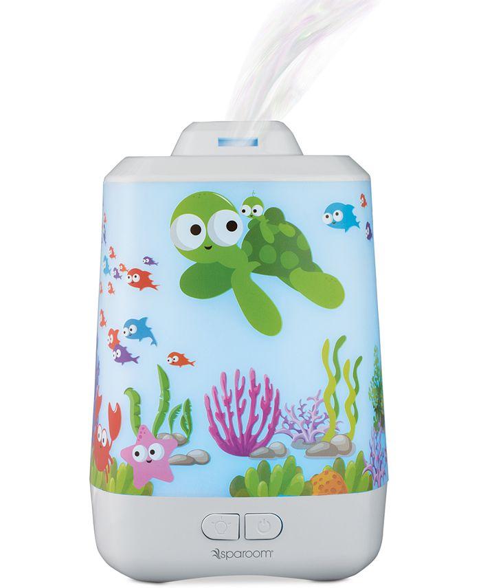 SpaRoom - KidsCorner OceanMist Essential Oil Diffuser