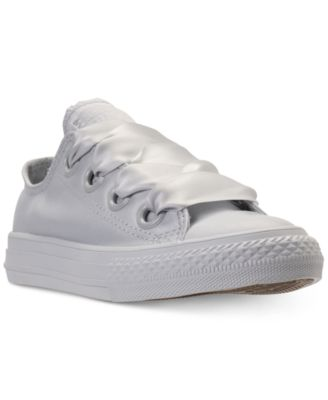 Star Big Eyelets Ox Casual Sneakers