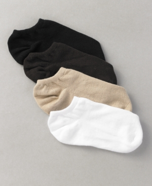 Club Room Socks, 3 Pack Athletic Low Liners