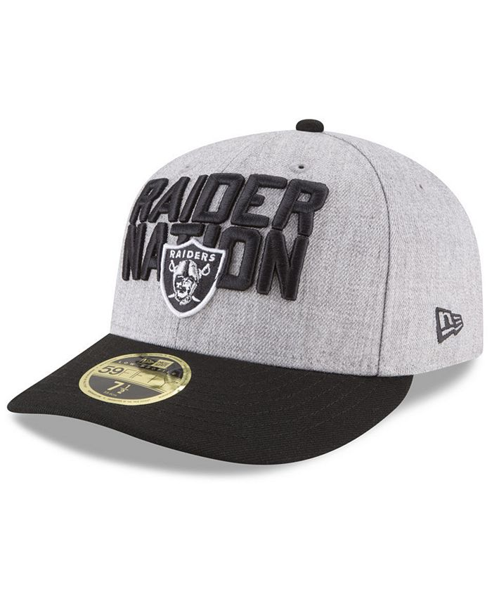 New Era - Draft Low Profile 59FIFTY FITTED Cap