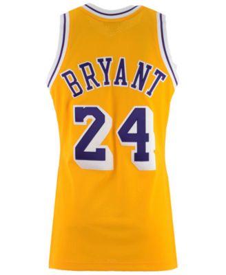 Mitchell \u0026 Ness Men's Kobe Bryant Los